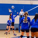 2018-09-18 Dixie HS Volleyvall vs Desert Hills_0677