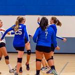 2018-09-18 Dixie HS Volleyvall vs Desert Hills_0560