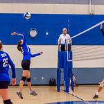 2018-09-18 Dixie HS Volleyvall vs Desert Hills_0545