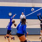 2018-09-18 Dixie HS Volleyvall vs Desert Hills_0554