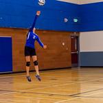 2018-09-18 Dixie HS Volleyvall vs Desert Hills_0589
