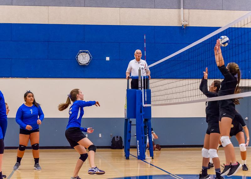 2018-09-18 Dixie HS Volleyvall vs Desert Hills_0548