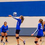 2018-09-18 Dixie HS Volleyvall vs Desert Hills_0482