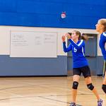 2018-09-18 Dixie HS Volleyvall vs Desert Hills_0304