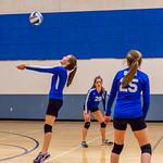 2018-09-18 Dixie HS Volleyvall vs Desert Hills_0505