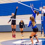 2018-09-18 Dixie HS Volleyvall vs Desert Hills_0266