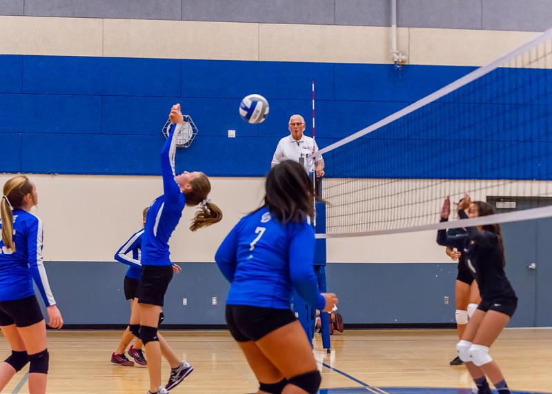 2018-09-18 Dixie HS Volleyvall vs Desert Hills_0553