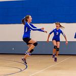2018-09-18 Dixie HS Volleyvall vs Desert Hills_0593