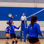 2018-09-18 Dixie HS Volleyvall vs Desert Hills_0577