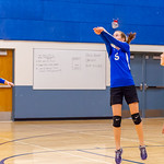 2018-09-18 Dixie HS Volleyvall vs Desert Hills_0302