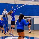 2018-09-18 Dixie HS Volleyvall vs Desert Hills_0557