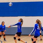 2018-09-18 Dixie HS Volleyvall vs Desert Hills_0481