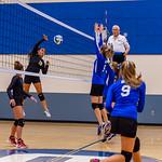 2018-09-18 Dixie HS Volleyvall vs Desert Hills_0255
