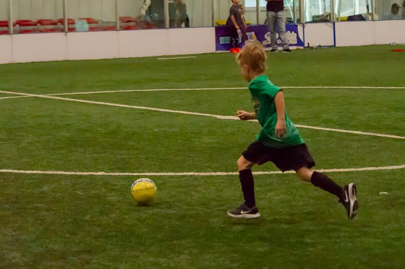 2018-11-17 Walker Playing Indoor Soccer_0044