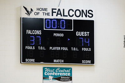 Dragon Boys Basketball vs ACGC Falcons