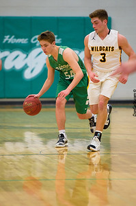 Dragons Boys Basketball vs NLS Wildcats
