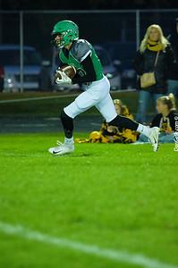 Dragon Homecoming Football vs NLS Wildcats