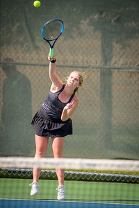 Dragons Girls Tennis vs New Prague