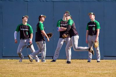 Dragon Baseball vs Mound-Westonka