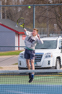 Dragons Boys Tennis vs NLS