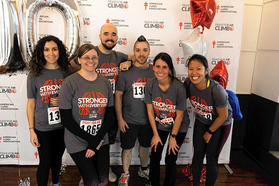 2018 ALA Fight for Air Climb - PT Chicago