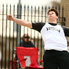 4-28-18<br /> Kokomo Relays<br /> Western's Tyler Gilbert in the discus.<br /> Kelly Lafferty Gerber | Kokomo Tribune