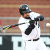4-18-18<br /> Northwestern vs Western baseball<br /> Western's Brayden Clark bats.<br /> Kelly Lafferty Gerber | Kokomo Tribune