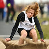 4-28-18<br /> Kokomo Relays<br /> Western's Dominic Bauer in the boys long jump.<br /> Kelly Lafferty Gerber | Kokomo Tribune