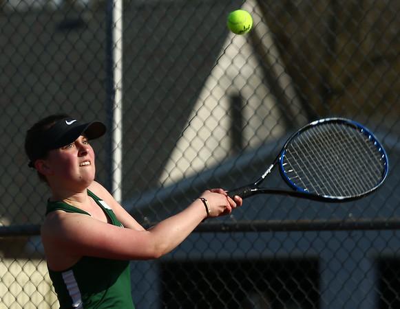 4-25-18<br /> Eastern girls tennis<br /> 3 singles Kristina Standish<br /> Kelly Lafferty Gerber | Kokomo Tribune