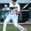 4-20-18<br /> Kokomo vs Western baseball<br /> Western's Pat Mills bats.<br /> Kelly Lafferty Gerber | Kokomo Tribune