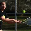 4-25-18<br /> Eastern girls tennis<br /> 2 singles Callie Sargent<br /> Kelly Lafferty Gerber | Kokomo Tribune