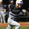 4-18-18<br /> Northwestern vs Western baseball<br /> NW's Breven Sanford runs to first.<br /> Kelly Lafferty Gerber | Kokomo Tribune