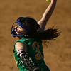 4-26-18<br /> Eastern vs Rossville softball<br /> Deanna Ayres pitches.<br /> Kelly Lafferty Gerber | Kokomo Tribune