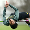 4-21-18<br /> Eastern Relays<br /> Greg Black in the high jump.<br /> Kelly Lafferty Gerber | Kokomo Tribune