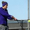 4-19-18<br /> Northwestern girls tennis<br /> Madison Layden 1 singles<br /> Kelly Lafferty Gerber | Kokomo Tribune