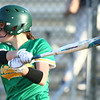 4-26-18<br /> Eastern vs Rossville softball<br /> Rylie Davison bats.<br /> Kelly Lafferty Gerber | Kokomo Tribune