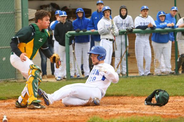 Baseball EHS vs Tipton
