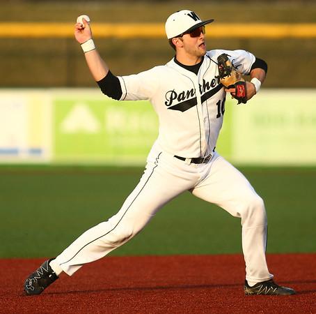 4-20-18<br /> Kokomo vs Western baseball<br /> <br /> Kelly Lafferty Gerber   Kokomo Tribune