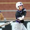 4-18-18<br /> Northwestern vs Western baseball<br /> NW's A.J. Hobson bats.<br /> Kelly Lafferty Gerber | Kokomo Tribune