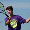 8-30-18<br /> Northwestern boys tennis<br /> 1 singles Cole Wise<br /> Kelly Lafferty Gerber   Kokomo Tribune