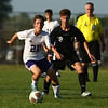 8-28-18<br /> Western vs Northwestern boys soccer<br /> <br /> Kelly Lafferty Gerber | Kokomo Tribune