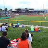 Jackrabbits baseball game <br /> Kokomo Municipal Stadium<br /> Aug. 3, 2018. <br /> Tim Bath | Kokomo Tribune