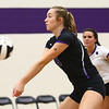 8-16-18<br /> Northwestern vs Logansport volleyball<br /> NW's Jenna Goodspeed.<br /> Kelly Lafferty Gerber | Kokomo Tribune