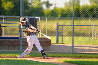 Legion Post 104 Baseball vs NLS