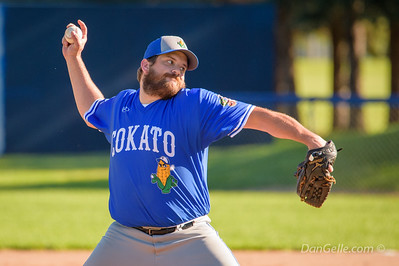 Blues Baseball vs Cokato Kernals