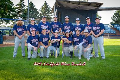 2018 Litchfield Blues Baseball