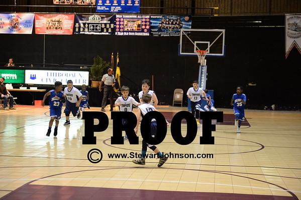 Sunday Game 1 Donaldsonville vs S. Lafourche
