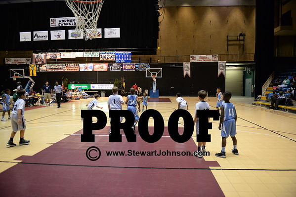 Sunday Game 8 Harahan vs St. John