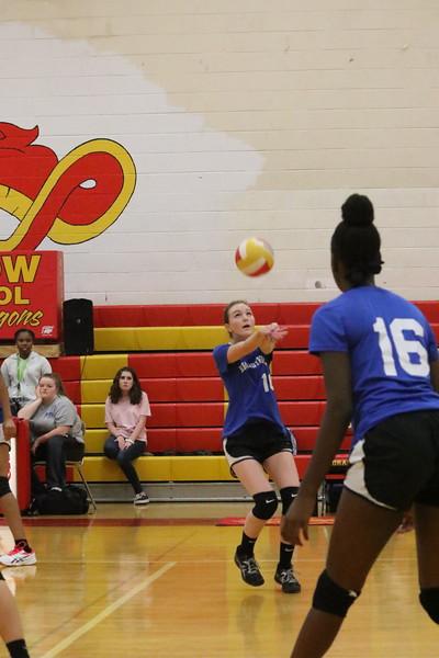 2018 Brandywine  Girls  Varsity VolleyBall