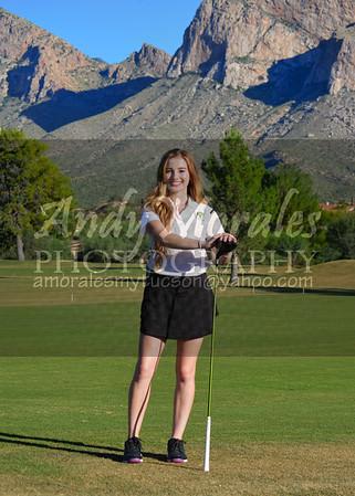 2018 CDO girls golf